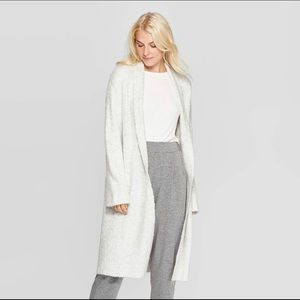 A New Day oversized duster cardigan
